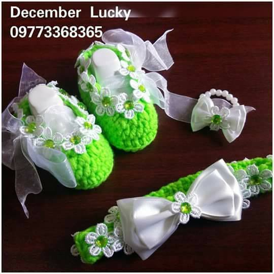 Lucky Days Handmade & Baby Online Shopping - Yangon - Kalay